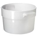 2 qt Bain Marie, Container, round