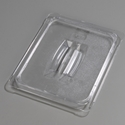 1/2 Size Solid Lid, Clear