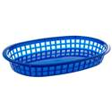 "10 1/2""  Basket, Royal Blue"