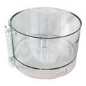 Clear Bowl w/ Pin Assembly, for R2N