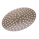 "Pizza Disk, 11"", perforated, 113 holes"