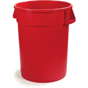 10 gal Red Trash Can