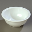 14oz Rim Nappie Bowl, White