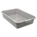 20 x 15 x 5 Gray Bus Tub