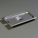 "1/3"" Notched Food Pan Cover"