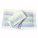 15 x 26 Bar Towel Multi-Stripe