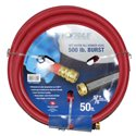 "Hot Water Hose, 50', 5/8"" ID"