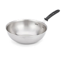 "11"" Stir Fry Pan, silicone insulated handle"