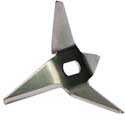 Blade only, replacement, incudes nut