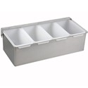 4 Compartment Condiment Dispenser