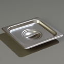 "1/6"" Solid Steam Pan Cover"