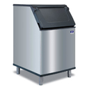 "Ice Bin, 30""W x 34""D x 50""H, with side-hinged front"