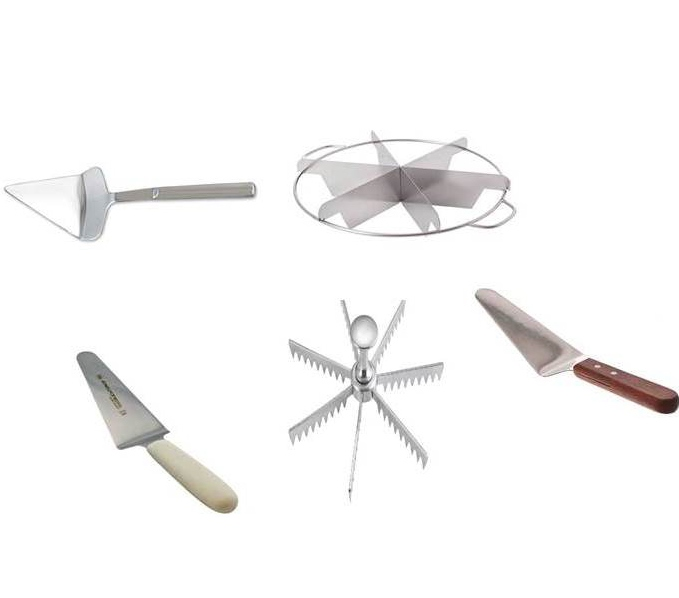 Cutlery Pie Cutter / Server