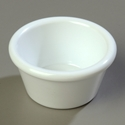 1-1/2 oz. Ramekin, White