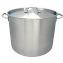 12qt Stock Pot w/lid Stainless