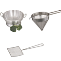 Strainer / Skimmer / China Cap
