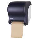 Electronic Touchless Towel dispenser black