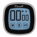 3 x 3 Digital Timer, Black