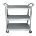 400# Utility Cart, Gray